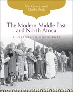 Cover for The Modern Middle East and North Africa