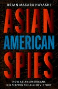 Cover for Asian American Spies
