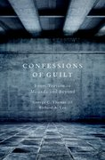 Cover for Confessions of Guilt