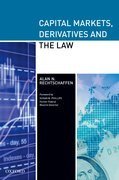 Cover for Capital Markets, Derivatives and the Law