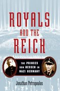 Cover for Royals and the Reich