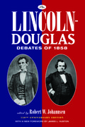 Cover for The Lincoln-Douglas Debates of 1858