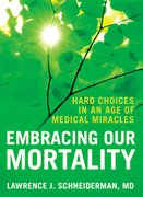 Cover for Embracing Our Mortality