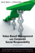 Cover for Value Based Management with Corporate Social Responsibility