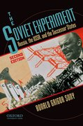 Cover for The Soviet Experiment
