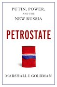 Cover for Petrostate