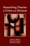 Cover for Researching Theories of Crime and Deviance