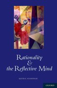 Cover for Rationality and the Reflective Mind