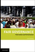 Cover for Fair Governance