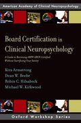 Cover for Board Certification in Clinical Neuropsychology