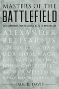Cover for Masters of the Battlefield
