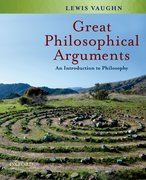 Cover for Great Philosophical Arguments