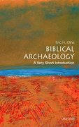 Cover for Biblical Archaeology: A Very Short Introduction