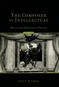 Cover for The Composer as Intellectual