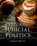 Cover for Exploring Judicial Politics