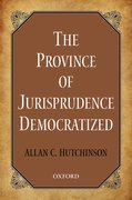 Cover for The Province of Jurisprudence Democratized