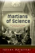 Cover for Martians of Science
