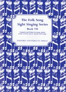 Cover for Folk Song Sight Singing Book 7
