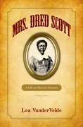 Cover for Mrs. Dred Scott