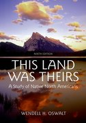 Cover for This Land Was Theirs