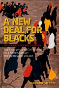 Cover for A New Deal for Blacks