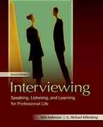 Cover for Interviewing