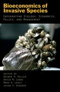 Cover for Bioeconomics of Invasive Species