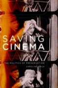 Cover for Saving Cinema