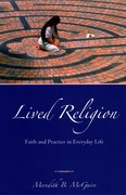 Cover for Lived Religion