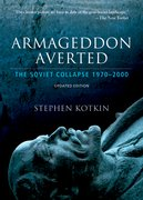 Cover for Armageddon Averted