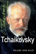 Cover for Tchaikovsky