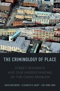 Cover for The Criminology of Place