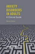 Cover for Anxiety Disorders in Adults A Clinical Guide