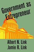 Cover for Government as Entrepreneur