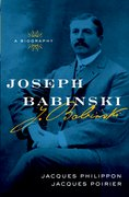 Cover for Joseph Babinski