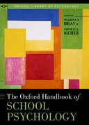 Cover for The Oxford Handbook of School Psychology
