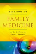 Cover for Textbook of Family Medicine