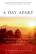 Cover for A Day Apart