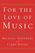 Cover for For The Love of Music