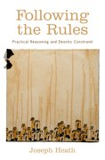 Cover for Following the Rules