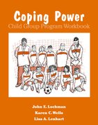 Cover for Coping Power Child Group Program Workbook 8-Copy Set