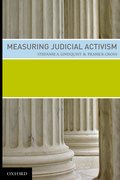Cover for Measuring Judicial Activism