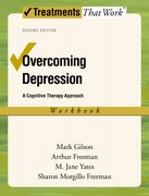 Cover for Overcoming Depression