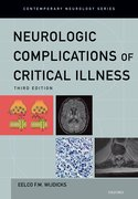 Cover for Neurologic Complications of Critical Illness