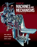 Cover for Theory of Machines and Mechanisms