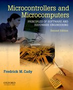Cover for Microcontrollers and Microcomputers Principles of Software and Hardware Engineering