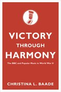 Cover for Victory through Harmony
