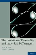 Cover for The Evolution of Personality and Individual Differences