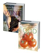 Cover for The Oxford Companion to Food and The Oxford Companion to Wine Set