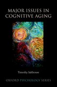 Cover for Major Issues in Cognitive Aging